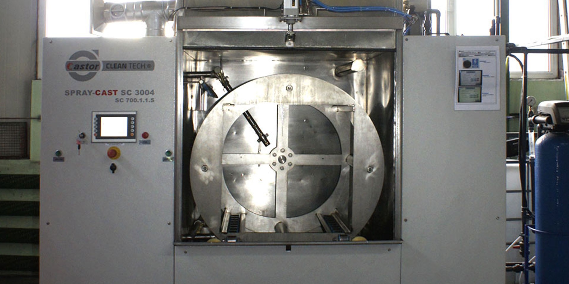 Degreasing and Washing of Metal Parts