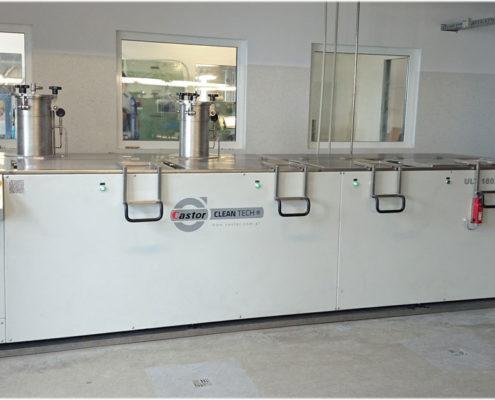 ultrasonic-spray washers