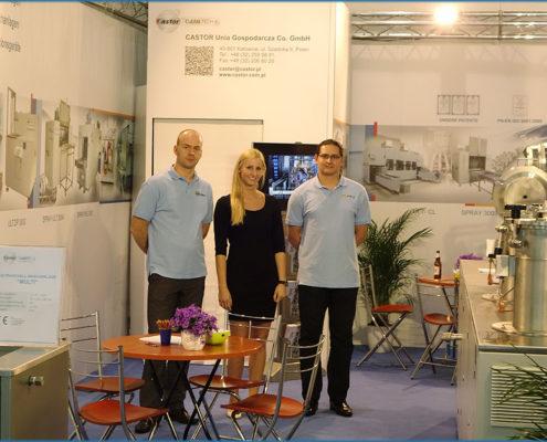 Castor GmbH Parts2clean