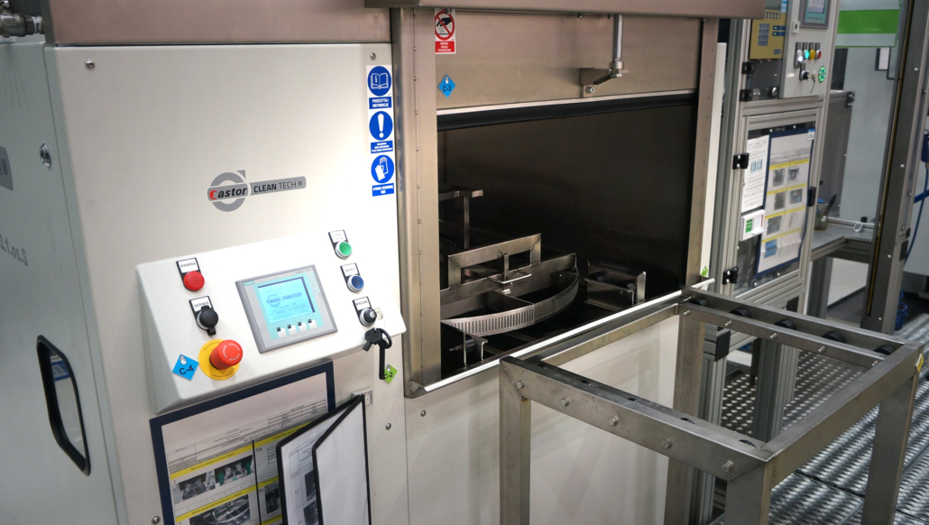 Front Load Cleaning Systems