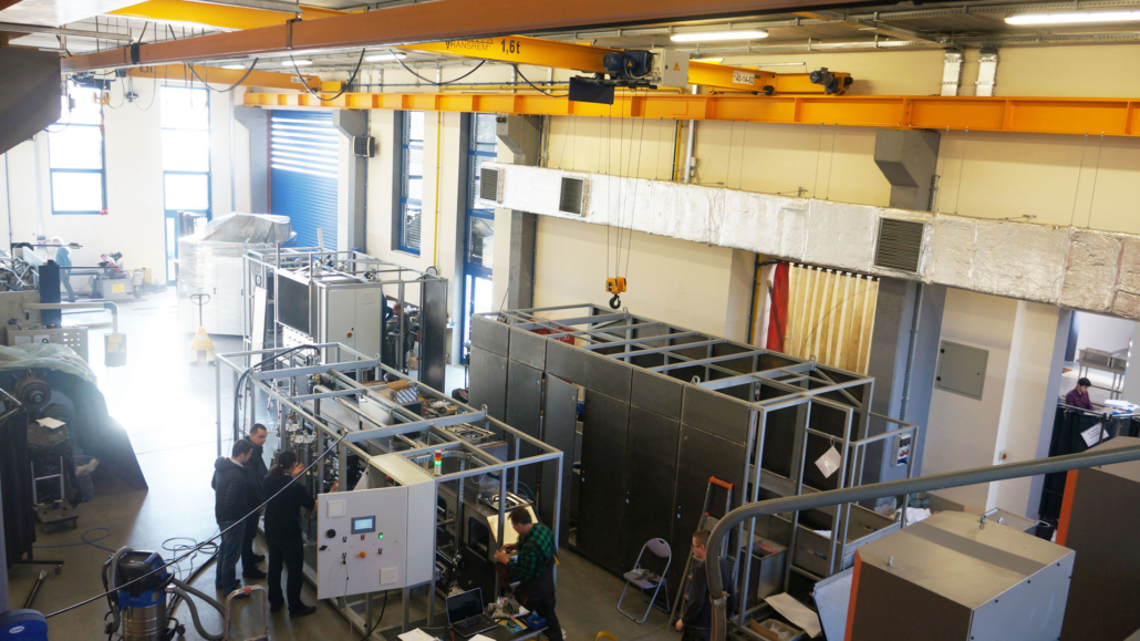 Design and Manufacture - Industrial Washing Systems